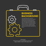 Business background Royalty Free Stock Images