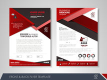 Business backgrounds Stock Photography