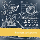 Business backgrounds Royalty Free Stock Photo