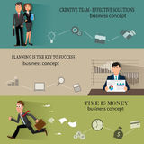 Business  backgrounds templates with people Royalty Free Stock Image