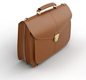 Business bag Royalty Free Stock Photography