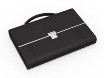 Business bag briefcase black Stock Photo