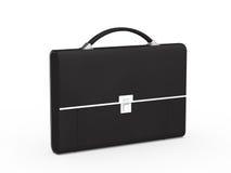 Business bag briefcase black Royalty Free Stock Photos