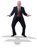 Business balance Royalty Free Stock Photo