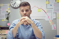 Business and bankruptcy Stock Images