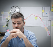 Business and bankruptcy Stock Photos