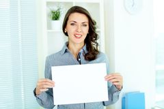 Business banner Stock Image