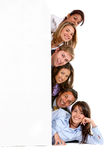 Business banner ad Stock Photography