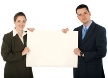 Business banner add Royalty Free Stock Photo