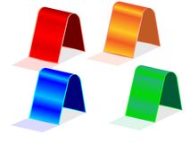 Business banners Stock Photo