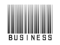 Business barcode Stock Photography