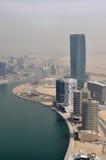 Business Bay Area in Dubai. United Arab Emirates Stock Images