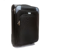Business black suitcase Royalty Free Stock Photos