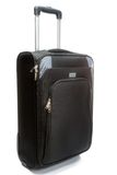Business black suitcase Royalty Free Stock Photo