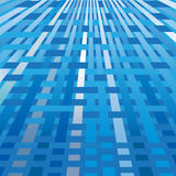 Business blue wave background Royalty Free Stock Images
