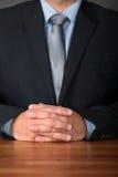 Business Body Language Stock Photos