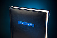 Business book Stock Photos