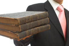 Business books Stock Images