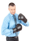 Business boxing Stock Photos