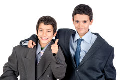 Business boys Stock Photos