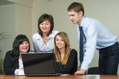 Business brainstorming Stock Image