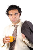 Business Break Royalty Free Stock Photography