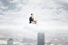 Business break Stock Photography
