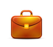 Business briefcase Stock Photos