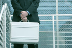 Business briefcase 2 stock image
