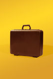 Business briefcase royalty free stock image