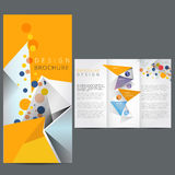 Business brochure Stock Images