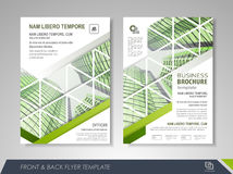 Business brochure annual report Royalty Free Stock Photography