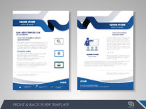 Business brochure Royalty Free Stock Image