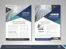 Business brochure Stock Image