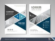 Business brochure design Stock Photos