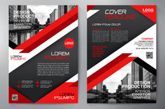 Business brochure flyer design a4 template. Stock Photography