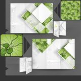 Business Brochure Template Design Royalty Free Stock Photos