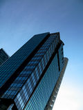 Business building. Business center Vienna, bank building Royalty Free Stock Photography