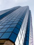 Business Building 3. A Hi-tech business office skyscraper building photo Stock Photos