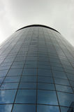 Business building. In Singapore royalty free stock image