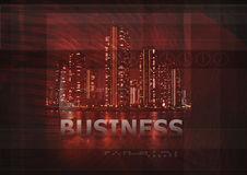 Business Building Background Stock Images