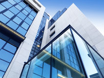 Business building Stock Photography