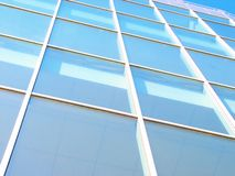 Business building construction  background Stock Photography
