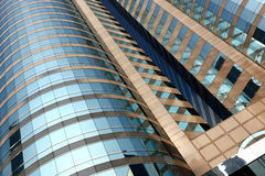 Business building exterior Royalty Free Stock Photography