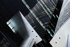 Business building exterior Royalty Free Stock Images