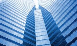 Business building exterior Stock Photos