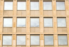 Business building facade - Copenhagen Stock Images