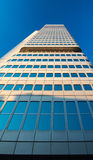 Business building in the financial district of F Royalty Free Stock Photography