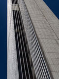 Business building in the financial district of Frankfurt, Germ Stock Photography