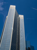 Business building in the financial district of Frankfurt, Germ Royalty Free Stock Image
